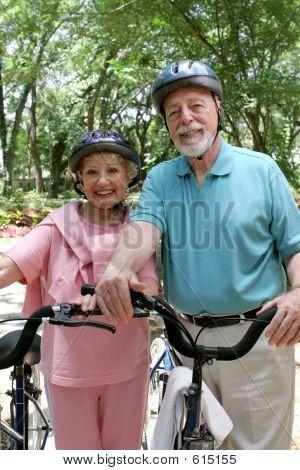 Senior Cycling Safety