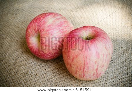 Light Red Apple