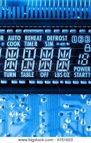 Microwave LCD