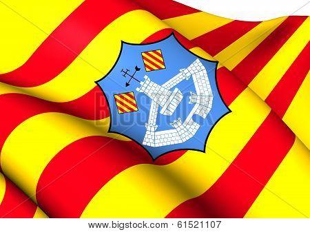 Flag Of Minorca