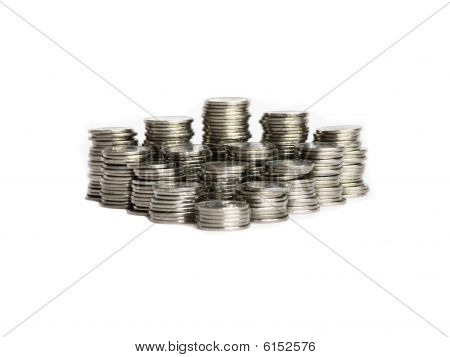 Coins Stacks