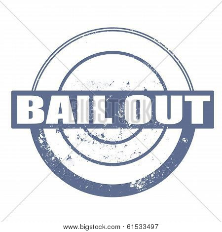 Bail Out Stamp