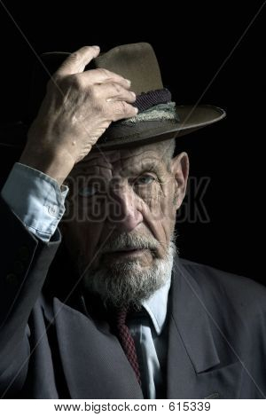 Sir With Hat