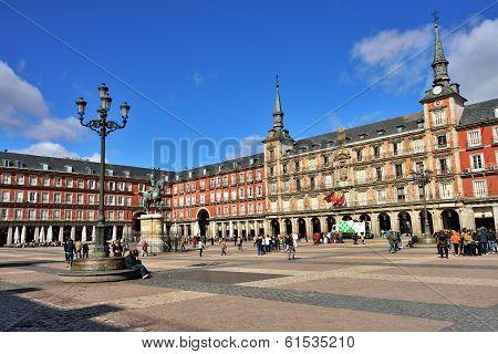 Square Plaza Mayor