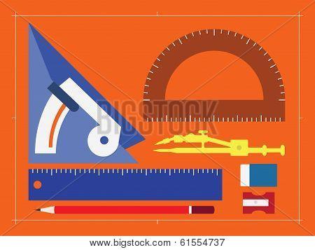 Architect tool vector