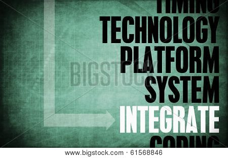 Integrate Core Principles as a Concept Abstract