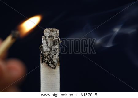 cigarette background