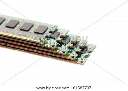 Random Access Memory for servers.