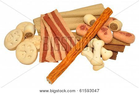 Dog Biscuits And Treats