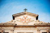 stock photo of saracen  - Chiesa di Santo Stefano dei Cavalieri in Pisa Italy - JPG