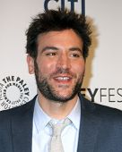 LOS ANGELES - MAR 15:  Josh Radnor at the PaleyFEST -