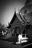 image of lingam  - The North of Thailads style of temple - JPG