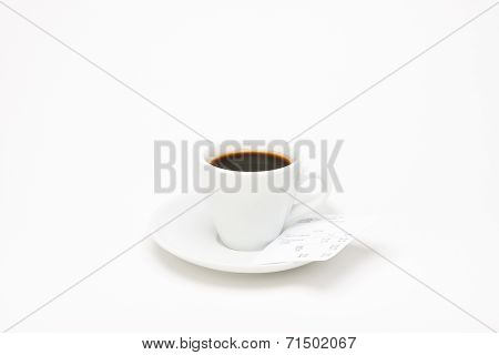 Cup Of Coffee With Bill