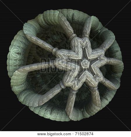 Sphere Stone Blossom