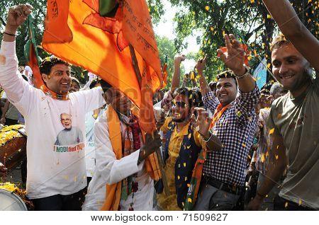 Political celebration