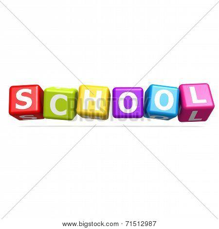 Cube Puzzle School