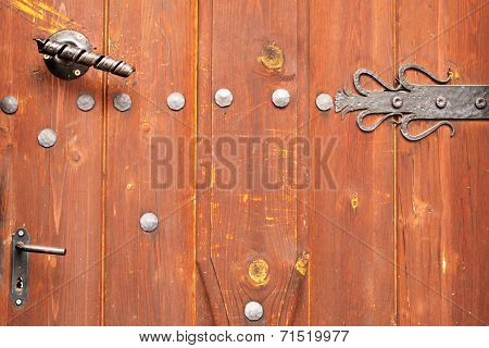 Ornated Door