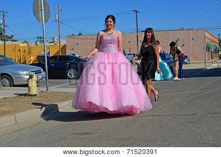 Rose Queen Contestant