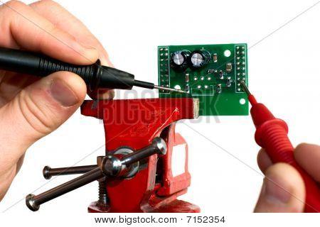 Electronic Board Testing