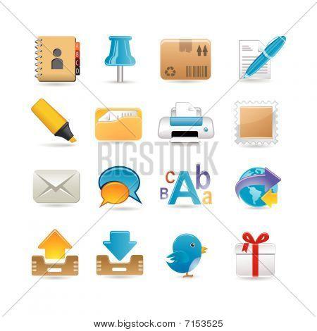 Post Office Set