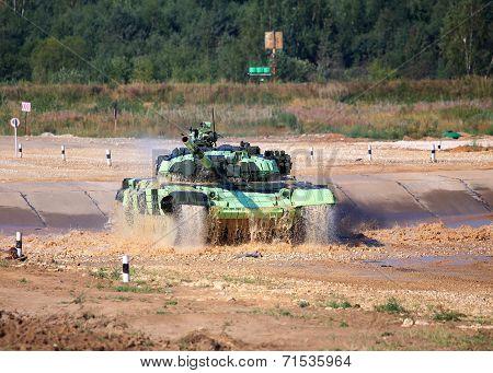 Tank Passing