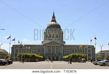 San Francisco Capitol Building