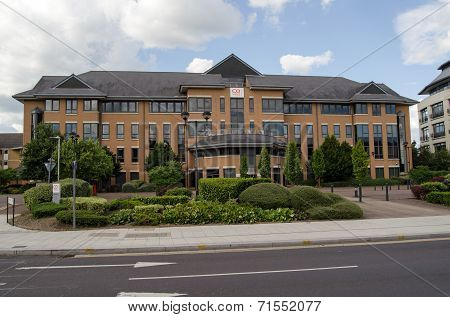 Covea Insurance Headquarters, Reading