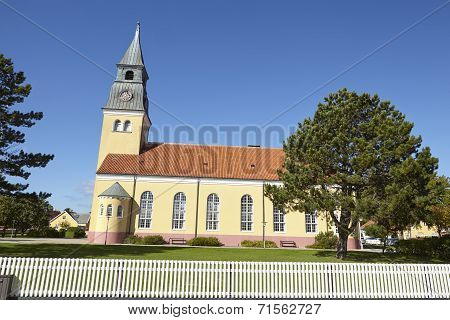 Skagen (denmark) - Church