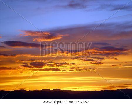 Pôr do sol C