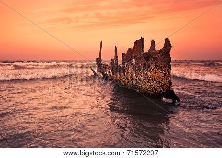 S.S Dicky Shipwreck