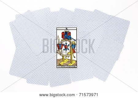 Tarot Card Fortune Draw