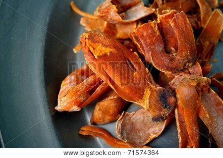 Mace, Nutmeg Shell