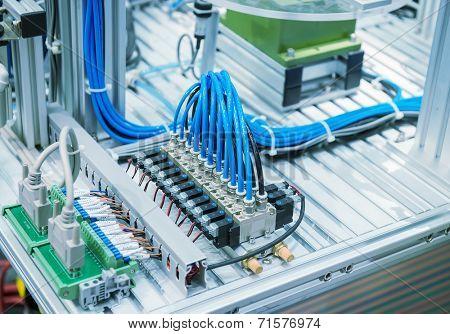 Robotic Control system