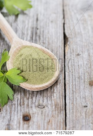 Lovage Powder