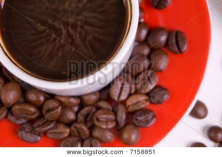 coffee breadk