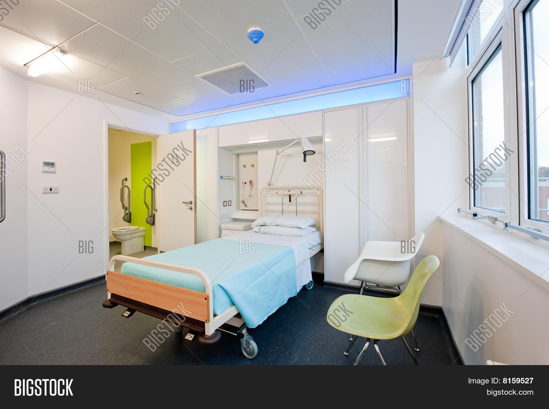 vue sur une chambre dhpital moderne - Chambre Hopital Moderne