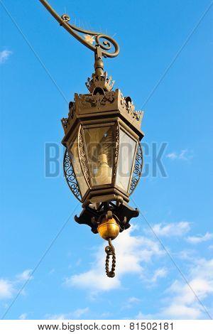Wrought-iron Lantern