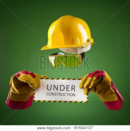 Invisible Builder -- Under Construction