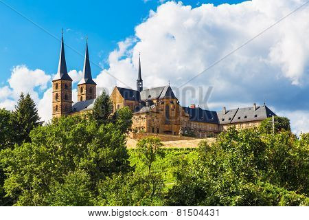 Michaelsberg Abbey, Bamberg, Germany
