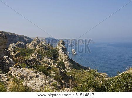Tarhankut, Crimea