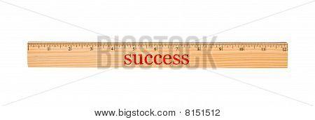 Medición del éxito