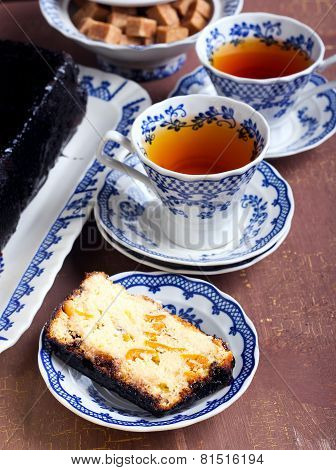 Cheesecake With Candid Zest