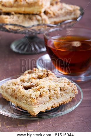 Apple, Nut Crumble