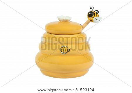 Barrel For Honey