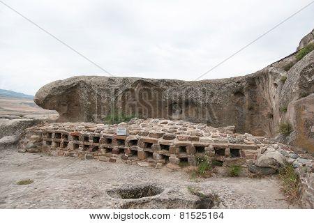 Uplistsikhe Ancient Rock-hewn Town