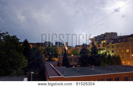 Lightning In Pilsen