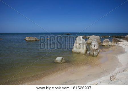 Beach and Stones