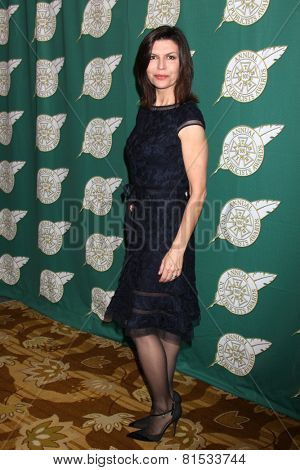 LOS ANGELES - FEB 28:  Finola Hughes at the 2014 Publicist Luncheon at Beverly Wilshire Hotel on February 28, 2014 in Beverly Hills, CA
