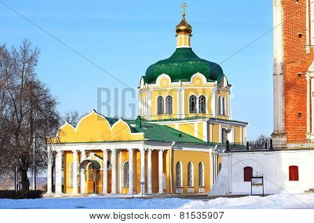 Church In Ryazan