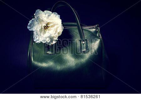 Stylish Women's Leather Bag
